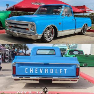 Car Show on South Padre Island