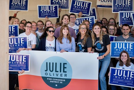 Austin: Rally with Team Julie at the Womens March ATX