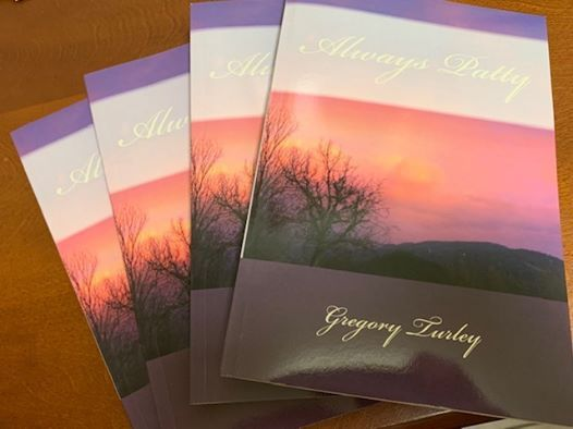 Book Signing - Always Patty - author Gregory Turley