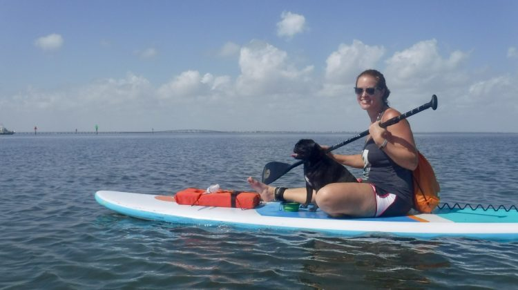Island Lessons: SUP on SPI
