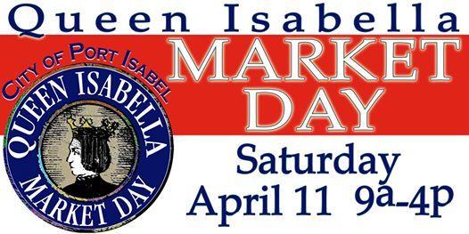 Queen Isabella Market Day