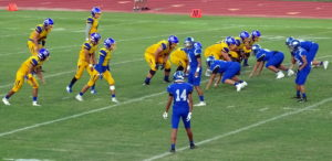 Tarpons dominate the Tigers in 37-16 win – Port Isabel-South Padre Press