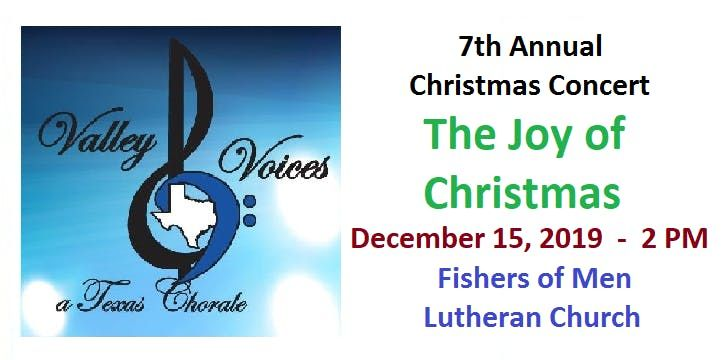 Valley Voices Christmas Concert